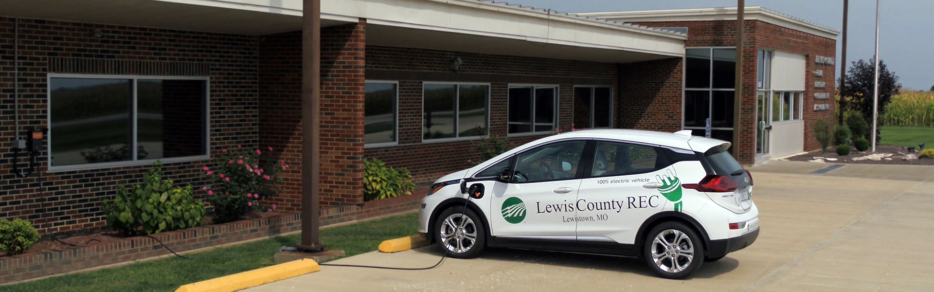 Lewis County REC Electric Vehicle